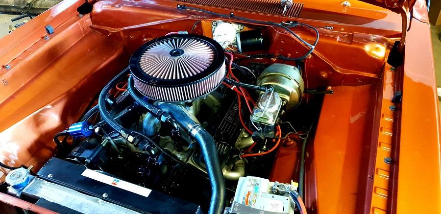 67 barracuda restoration parts